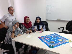 Marco Tankink van Salsaparilla reisde af naar Indonesië om game based change toe te passen